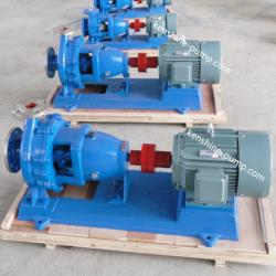 ISR horizontal hot water circulation pump