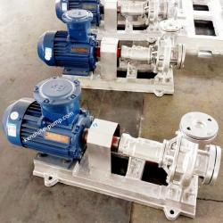 RY high temperature fluids pump to 350degree celsius