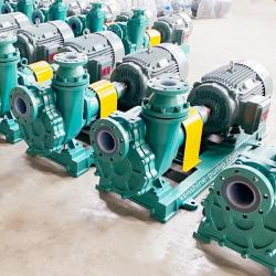 FZB Fluoroplastic alloy self-priming pump
