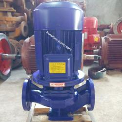 Single stage single suction centrifugal vertical pump