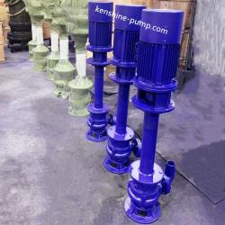 Wastewater sewage immersible pump