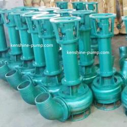 NL Sewage mud pump