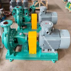 Horizontal centrifugal freshwater pump
