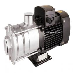 CHLF light duty horizontal multistage stainless steel pump