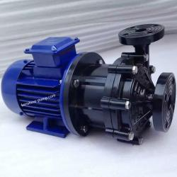 CQF polypropylene PP no leakage magnetic pump