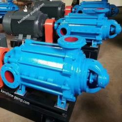 D multistage horizontal centrifugal feed water pump