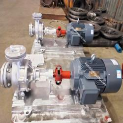RY thermal oil circulating centrifugal pump