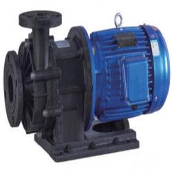 Plastic magnetic pump driven by 0.5HP -10HP motor
