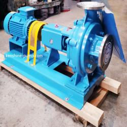 Stainless steel centrifugal slurry pump