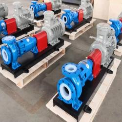 IMC magnetic drive chemical process pump