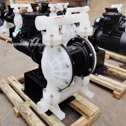 horizontal plastic electric diaphragm pump