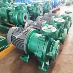 CQB-F fluoroplastic magnetic driving chemical industrial centrifugal pump
