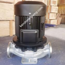 Stainless steel anticorrosion pipeline centrifugal pump