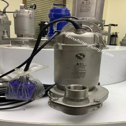 stainless steel sewage submersible pump 220V 50HZ Single phase