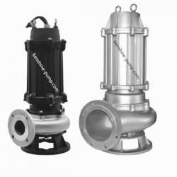 Electrical submersible dirty water pump