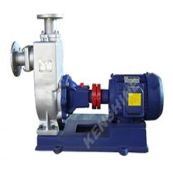 ZW Self priming sewage centrifugal pump