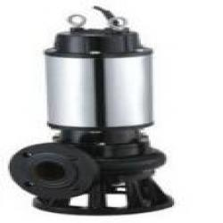 JYWQ/JPWQ Series automatic stirring submersible sewage pump