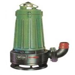 WQK Series submersible sewage pump with cutting device /open impeller