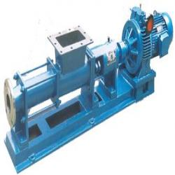 G,FG Series single screw pump  /eccentric helical single screw pump
