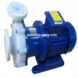 CQB-F full fluoroplastic magnetic centrifugal chemical  pump