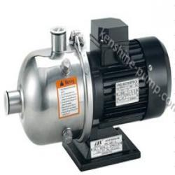 CHL Series horizontal multistage stainless steel centrifugal pump light type