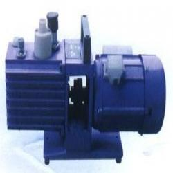 2XZ Two stages direct-coupling rotary vane vacuum pump