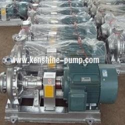 RY thermal oil centrifugal pump/stainless steel high temperature pump