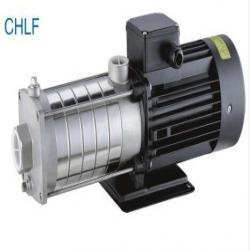 CHLF stainless steel light type portable centrifugal water pump horizontal multistage pump
