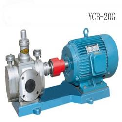 YCB-G Series heat insulating gear oil pump