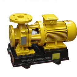 GBW horizontal chemical centrifugal pump for  Concentrated Sulfuric acid