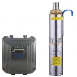 SPS Solar submersible screw pump