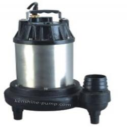 WQ Submersible sewage pump 50HZ,220V