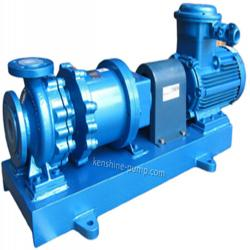 CGF Fluorine plastic lining high temperature magnetic pump no leakage pump