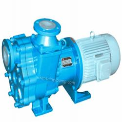 ZMD-F Fluorine plastic magnetic self priming pump
