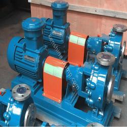 IHR stainless steel chemical centrifugal pump with heat preservation jacket