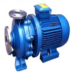 IHZ Direct connection stainless steel chemical centrifugal pump