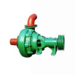 NB Single stage centrifugal slurry pump not clogging pump