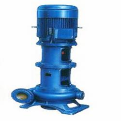 PWL Vertical sewage not clogging centrifugal pump