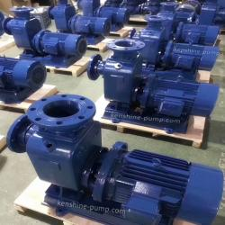 ZW,ZWL Self priming sewage trash pump