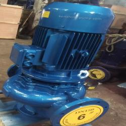 GW Vertical pipeline sewage pump
