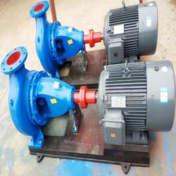 IS,IR Single stage end suction centrifugal water pump