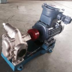 KCB Stainless steel gear oil transfer pump