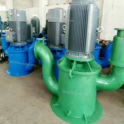 WFB vertical Self priming centrifugal pump