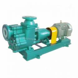 FZB Fluorine plastic liner self priming pump