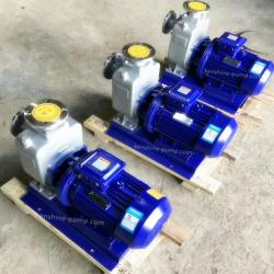 ZXLP Stainless steel self priming pump