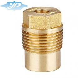 brass pressure reducing vessel control safety relief valve