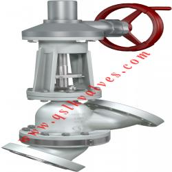 Y Type Anti-abrasive  High Pressure Globe Valve