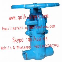 Socket Weld End Gate Valve