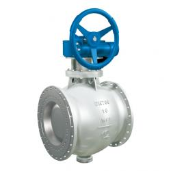 Side Entry Segment Ball Valve
