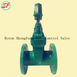 dircted buried underground ductile iron non rising gate valve